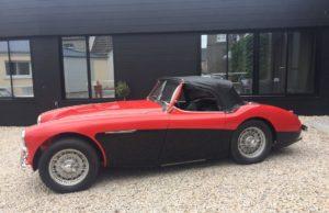 austin healey 1956 2.6L english classic car for sale on european vintage cars