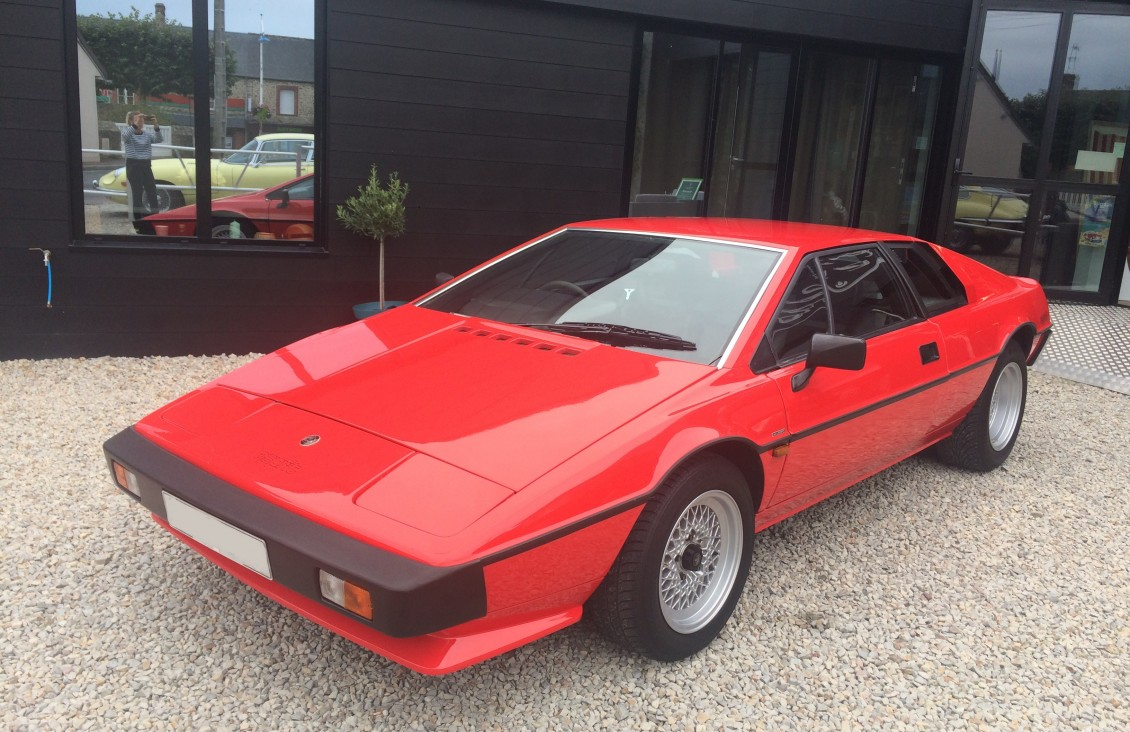 lotus esprit s3 1984 red european classic auto for sale on european vintage cars