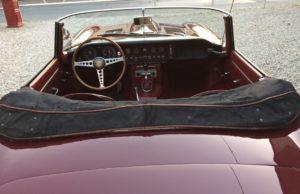 english collectible car