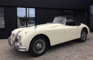 jaguar xk 150 roadster 3.4l english classic car for sale on european vintage cars