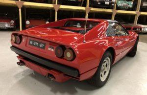 Ferrari 308 GTS 1982.