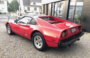 ferrari italian Classic car for sale on European vintage cars