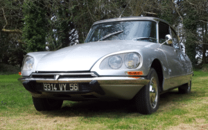 Citroën ds 21 pallas for sale on European vintage cars