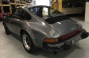 Porsche 911 3.2 l carrera