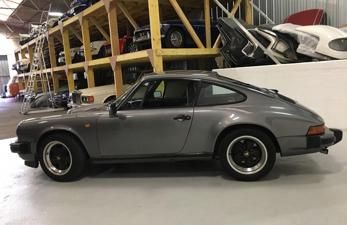 Porsche 911 3.2 l Carrera.