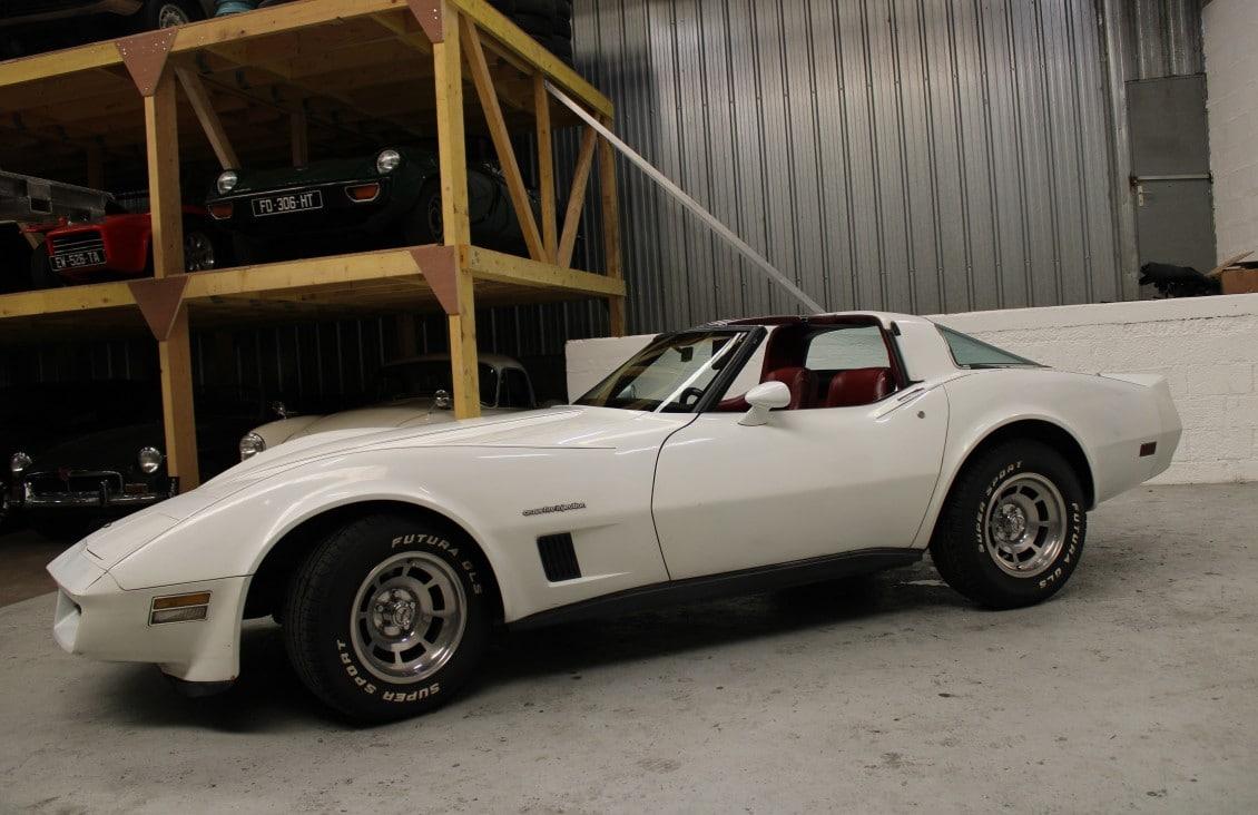 Corvette C3.
