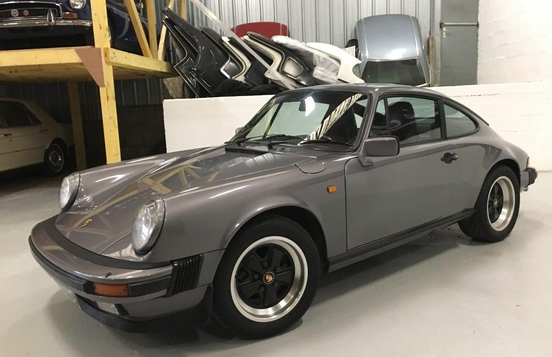 Porsche 911 3.2 L.