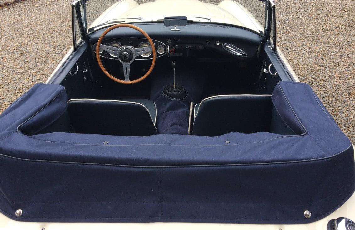 Austin Healey 3000 MK2.