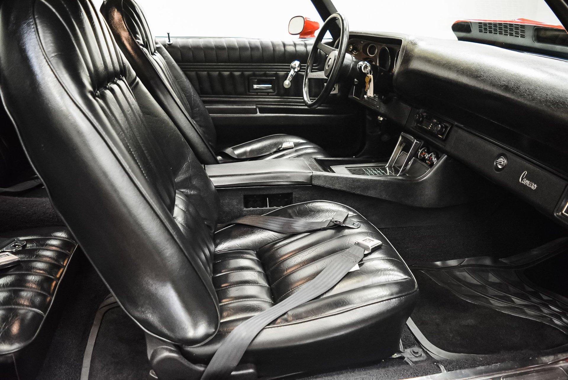 Chevrolet Camaro Z28.