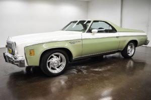 Chevrolet El Camino 1974.