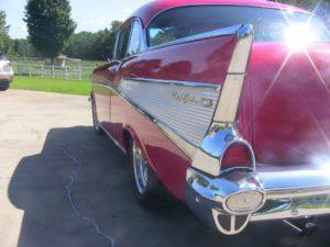 Chevrolet Bel Air 1957.