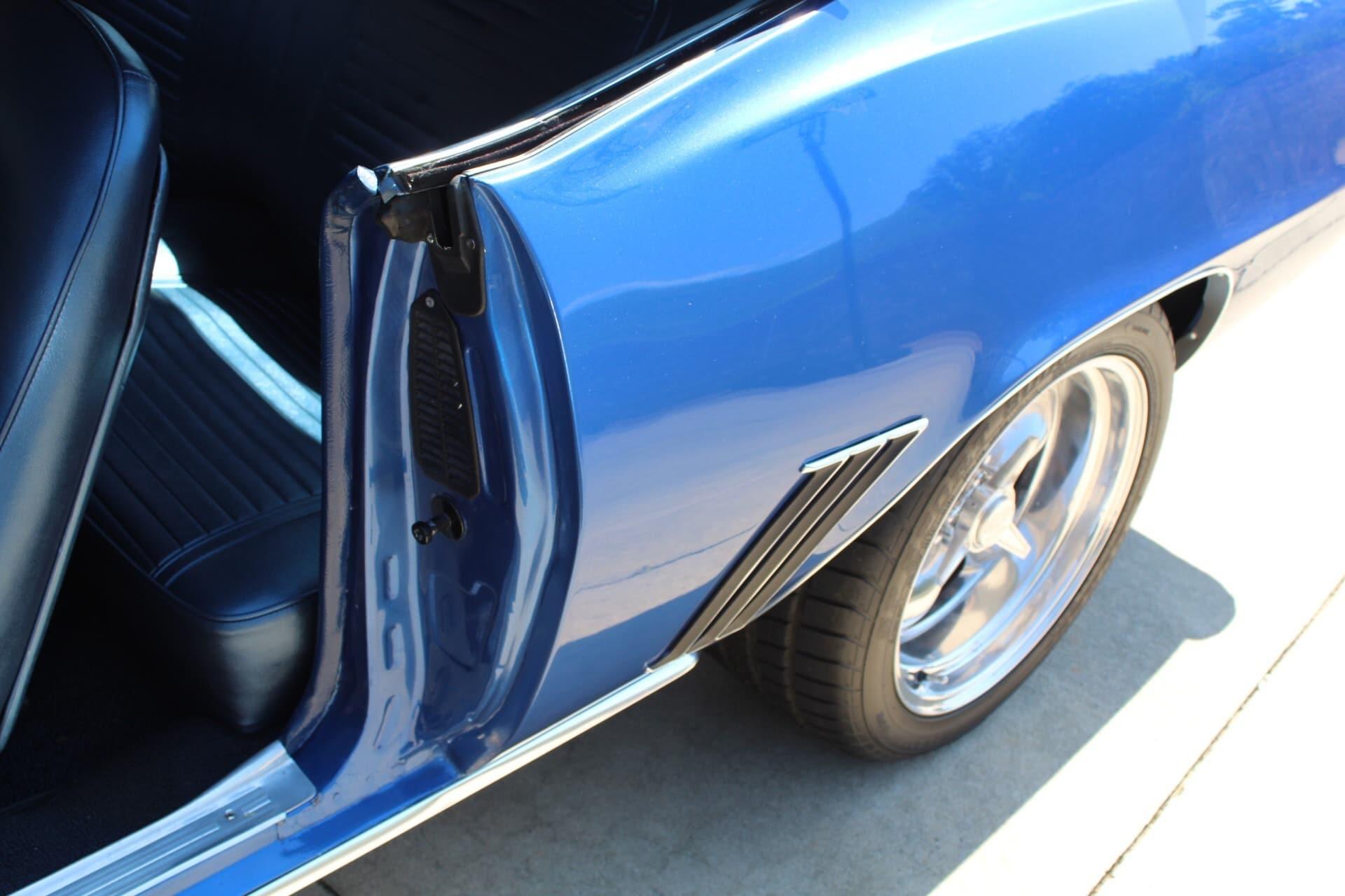 Chevrolet Camaro SS.