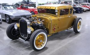Ford Coupe Hot Rod 1930.