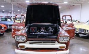 Chevrolet Apache 1959.