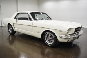 Ford Mustang 1965.