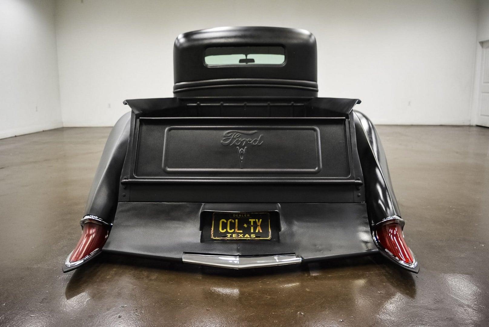 Chevrolet Rat Rod 1937.