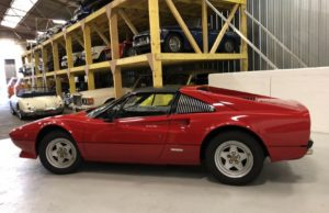 Ferrari 308 GTSI .