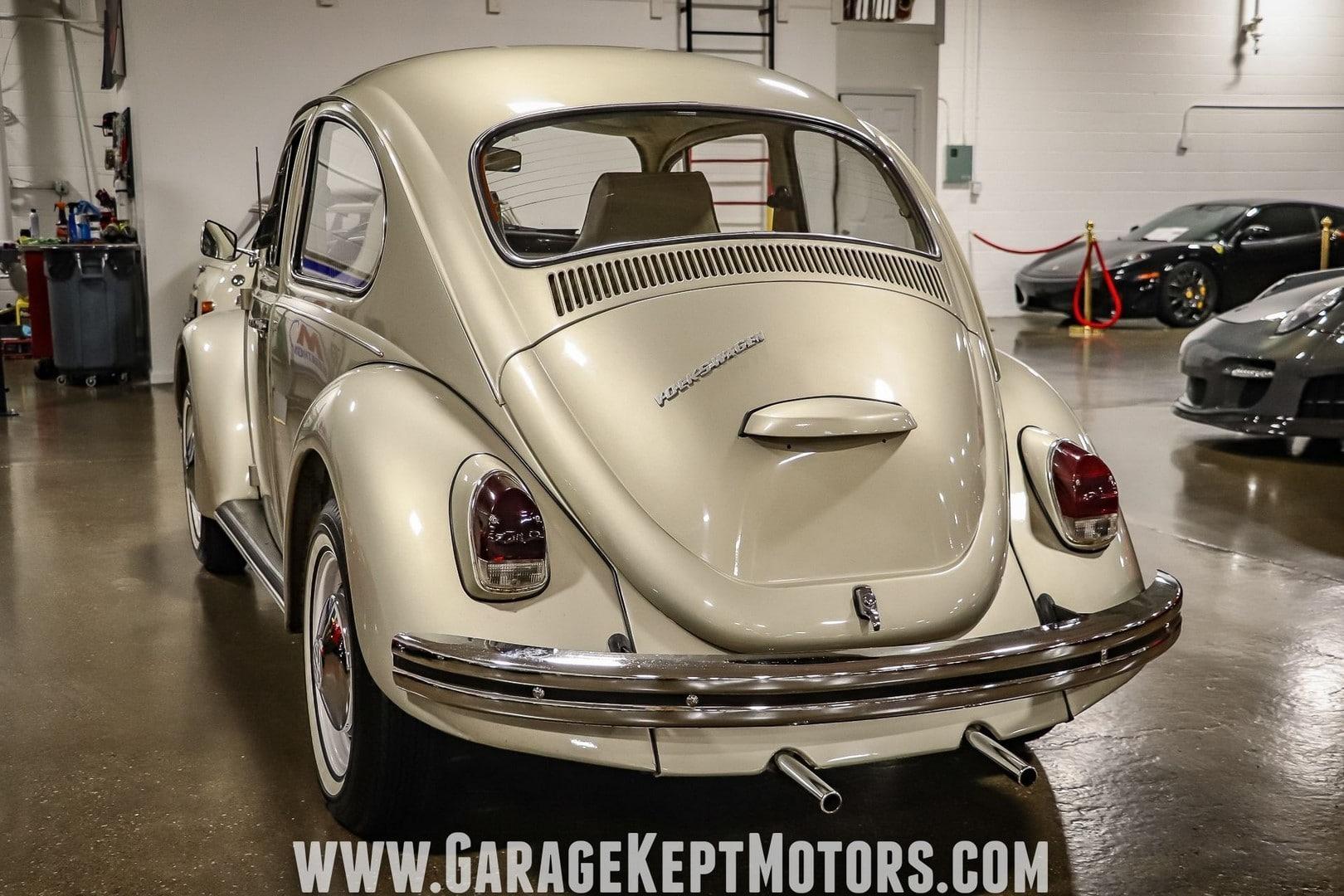 Volkswagen coccinelle 1969.