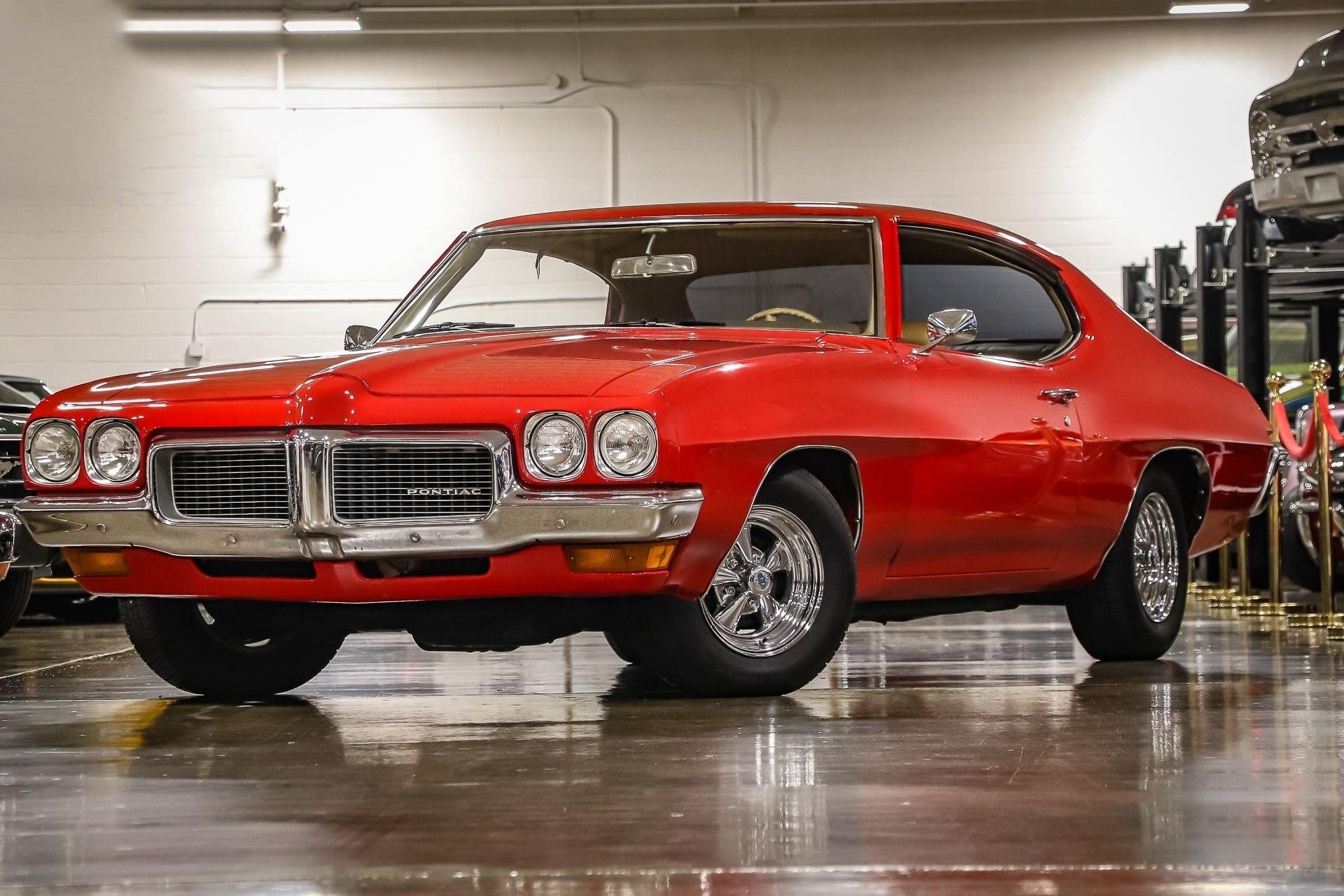 Pontiac Tempest 1970 à vendre European Vintage Cars.