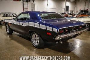 Dodge Challenger R/T 1973.