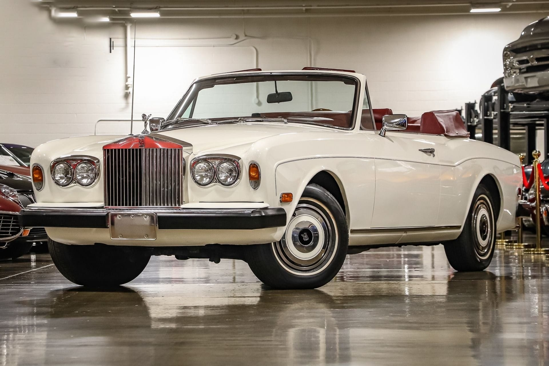 Rolls Royce Corniche 1980 à vendre European Vintage Cars