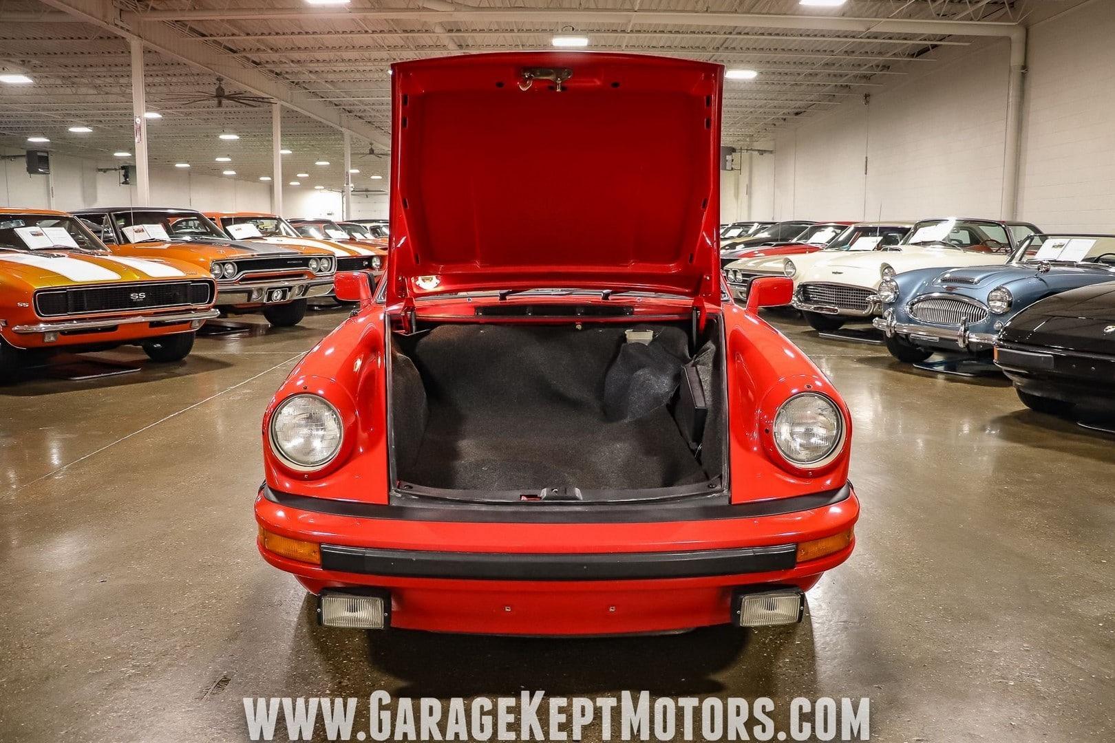 Porsche 911 SC Targa à vendre European Vintage Cars.(76)